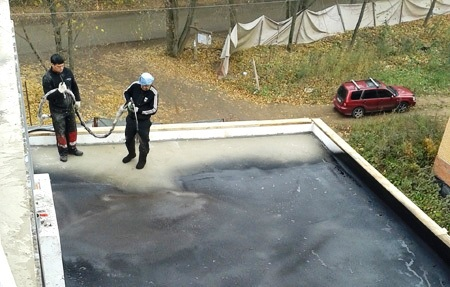 жидкая резина гидроизоляция