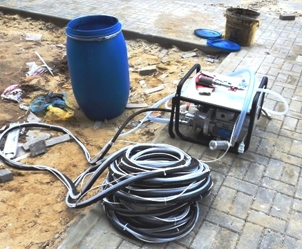 жидкая резина оборудование ДУГА И3/220