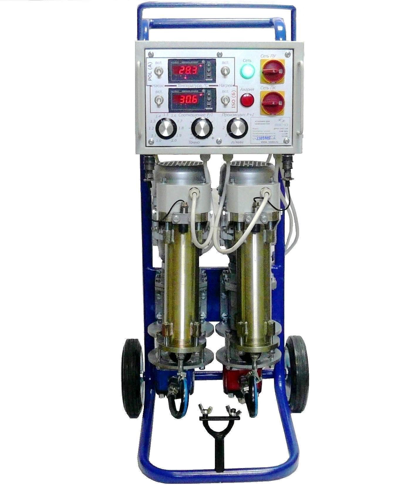 пенополиуретан установка ДУГА П5Т
