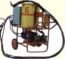 оборудование ппу Пена-9