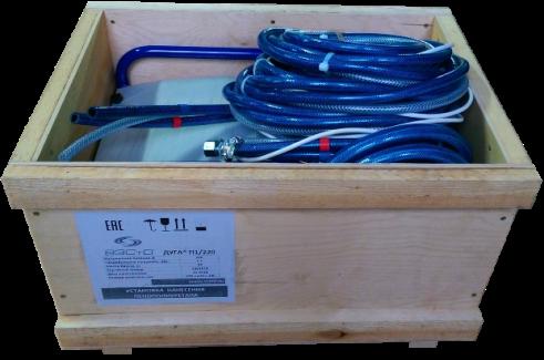 установка ппу Дуга П1 упаковка