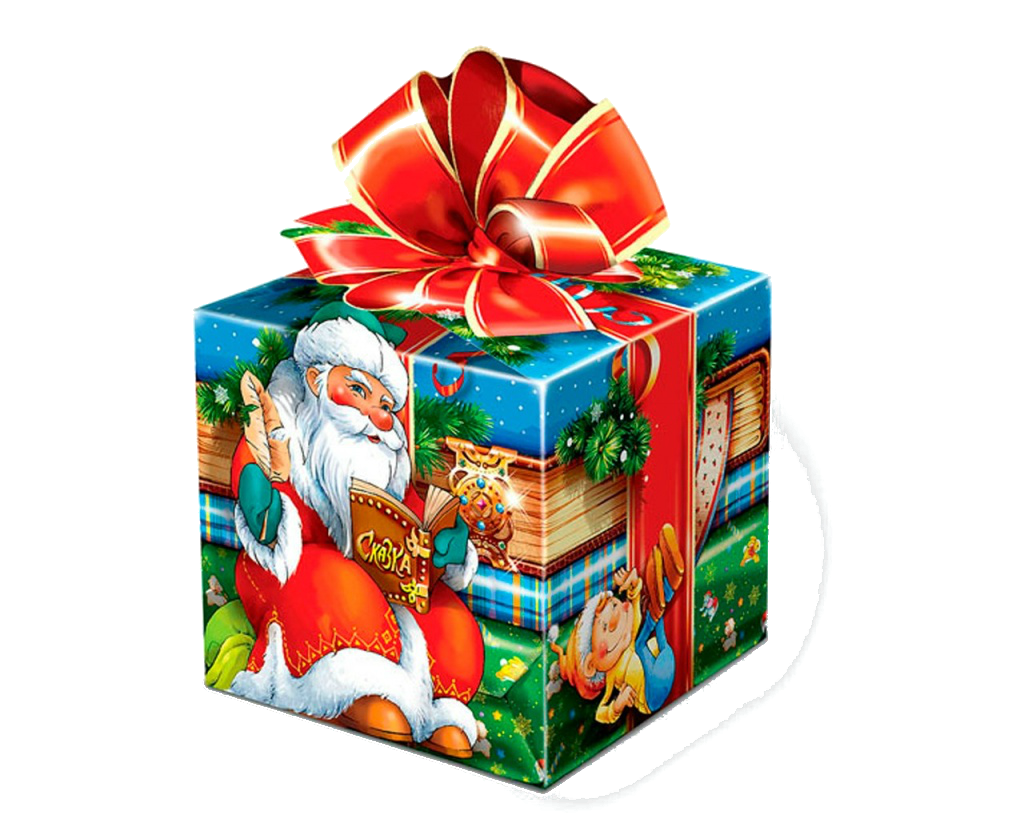 Новогодние подарки - детям!