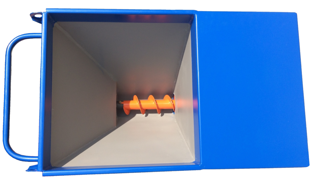 Бункер агрегата СО-150Б